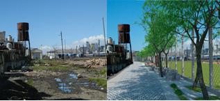 Proyecto Antes y Después - Villa 31 bis