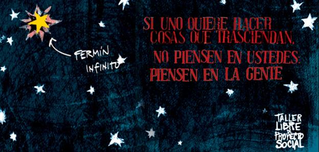 Homenaje a Fermin Estrella