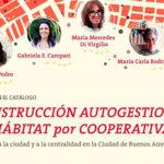 """Catálogo """"Construcción Autogestionaria de Hábitat por Cooperativas"""""""