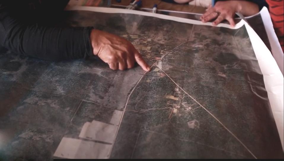 Participamos del proyecto «Comunidades campesinas y bosques nativos de las Sierras de Guasayán»